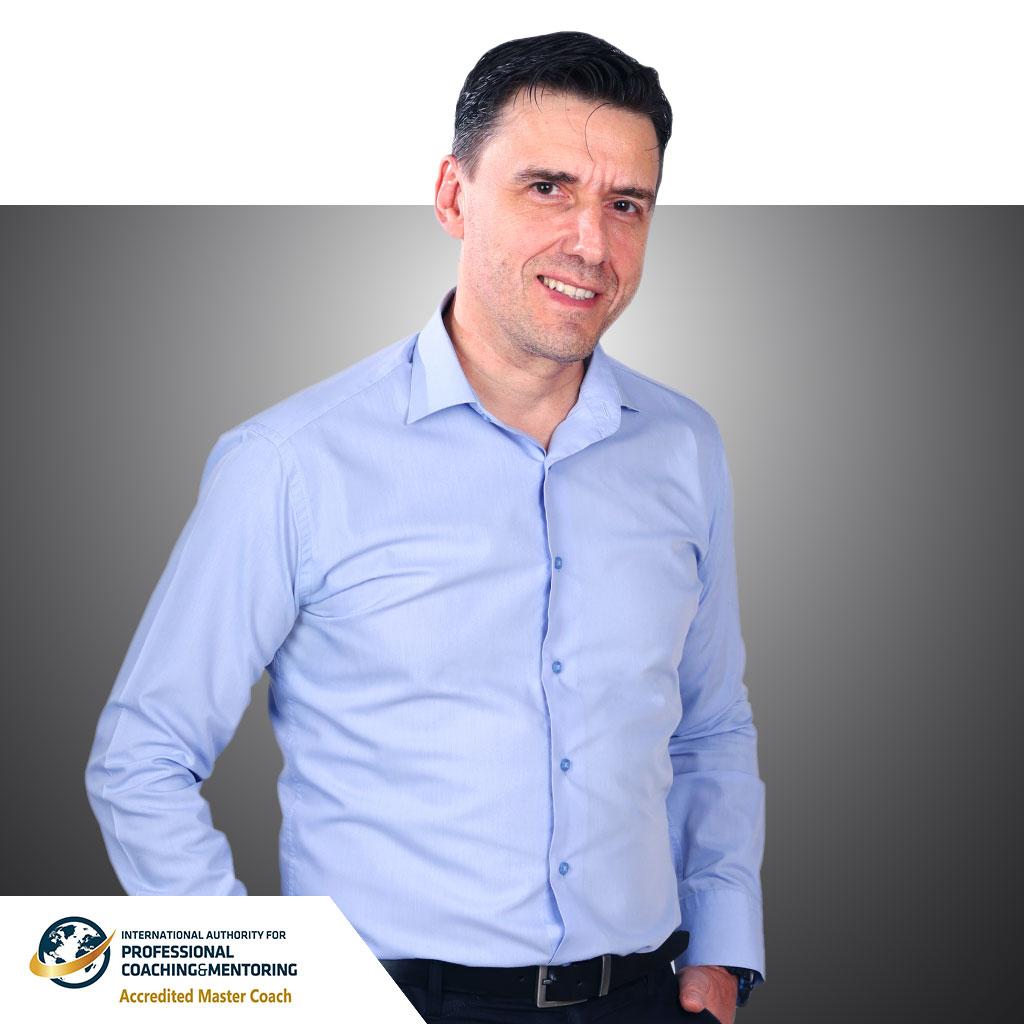 Iulian Luca | Accredited Master Coach